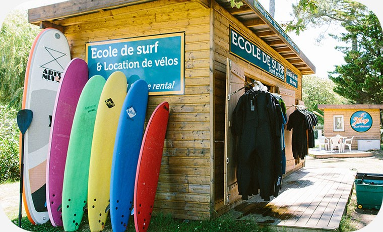 Location planches de Surf – Stand Up – Body